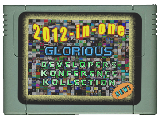 Pirate* Kart V: The 2012**-in-one Glorious Developers Konference Kollection!!!